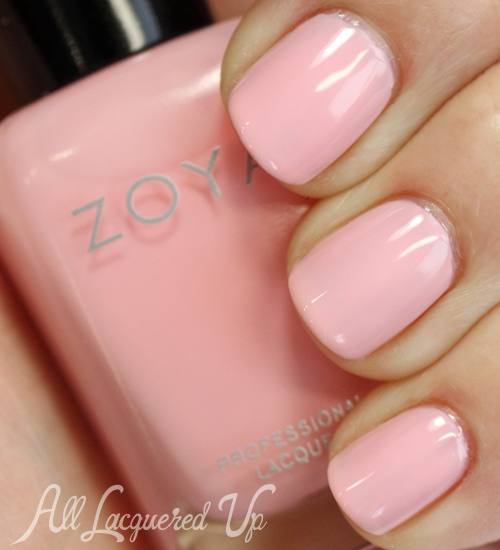 Zoya Dot from Spring 2014 Awaken collection