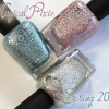 "Zoya ""Magical Pixie"" Spring 2014 PixieDust Swatches and Review"