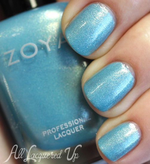 Zoya Rebel from Spring 2014 Awaken collection