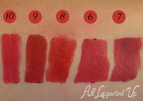 Best Matte Red Lipsticks