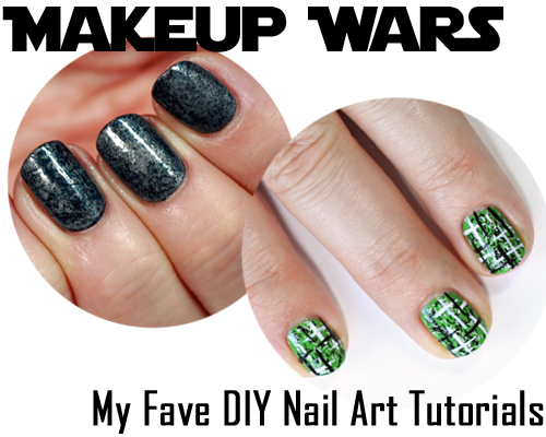 DIY Nail Art Tutorials