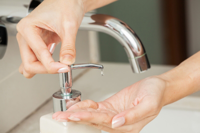 Bad Nail Advice - Washing Hands Removes Polish