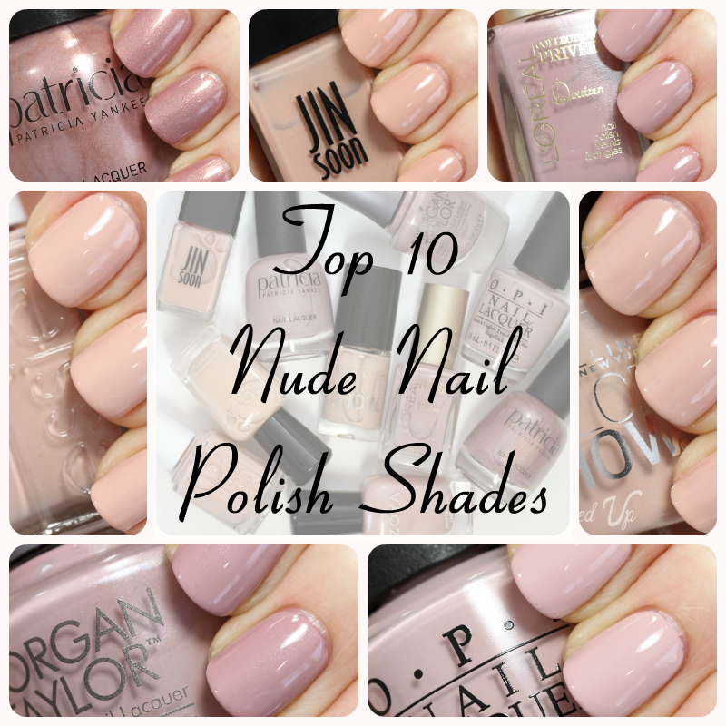 Best Nude Nail Polish via @AllLacqueredUp