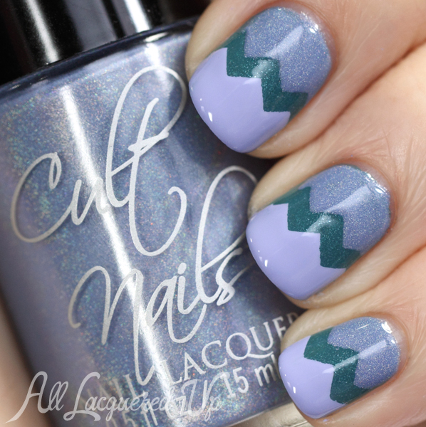 Cult Nails Casual Elegance #NailArt #swatch