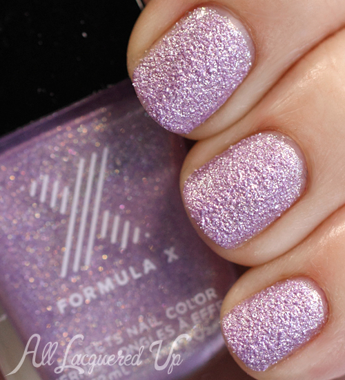 Formula X for Sephora - Glitter Rocket swatch