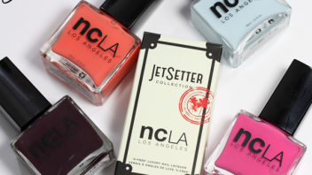 NCLA JetSetter Spring 2014 Swatches and Review