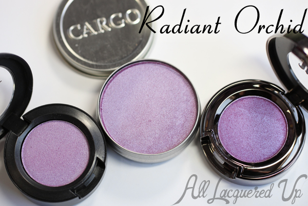 Radiant Orchid Eye Shadow