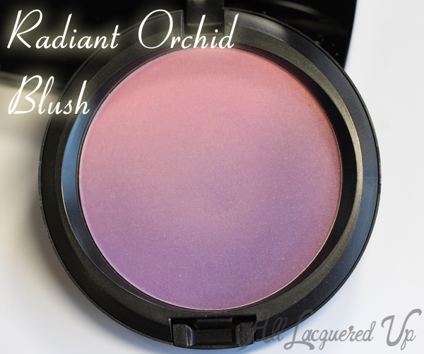 Radiant Orchid Makeup - Blush