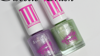 Rimmel London Sweetie Crush – A Cheap Textured Thrill