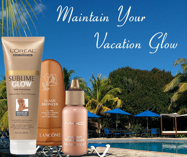 Travel Sunless Tanner, Bronzer, and Illuminizer