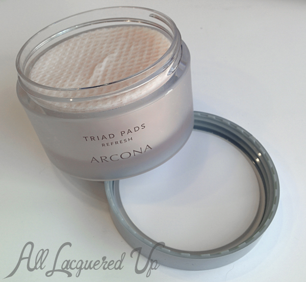 Arcona Triad Pads - Refresh