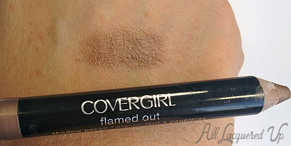 COVERGIRL Flamed Out Shadow Pencil - Melted Caramel Flame