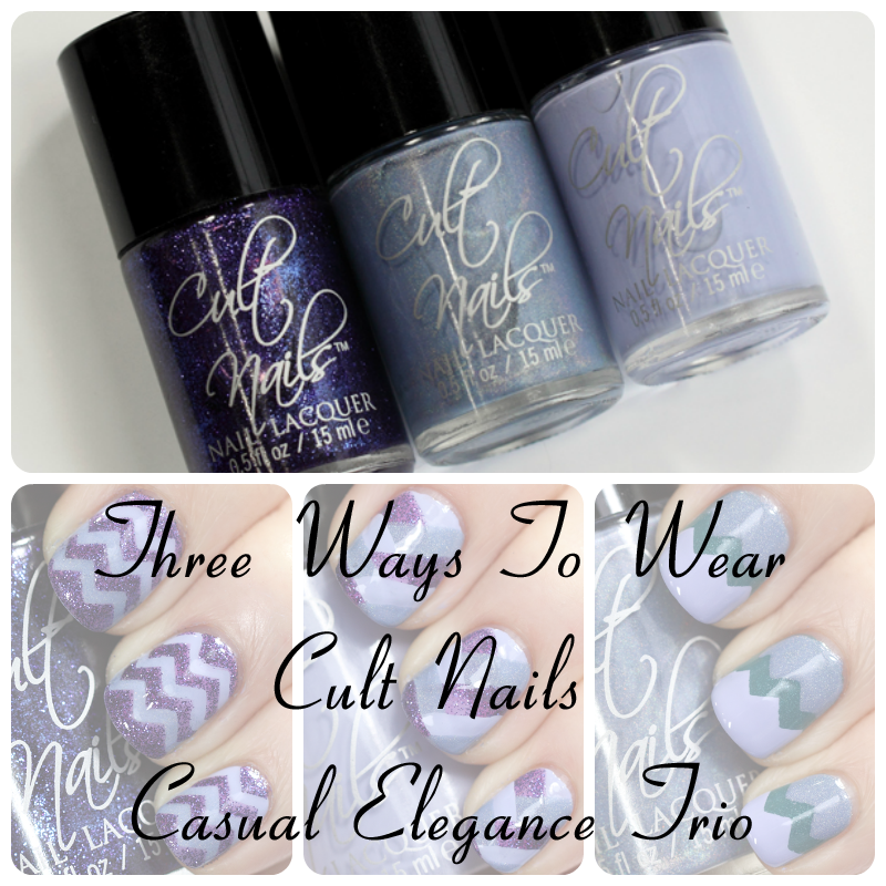 Cult Nails Casual Elegance #NailArt
