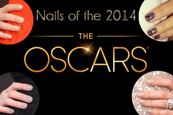 Oscars 2014 - Celebrity Nails