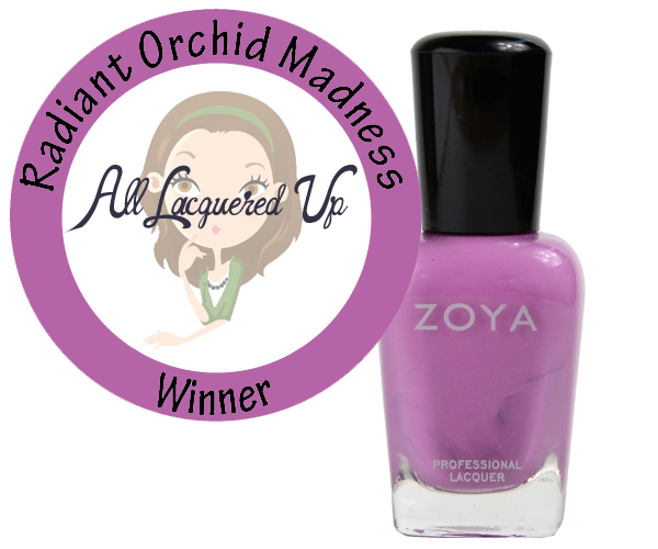 Best Radiant Orchid Nail Polish