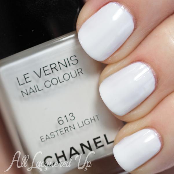 Chanel Eastern Light swatch - Summer 2014