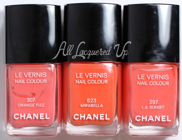 Chanel Mirabella Comparison
