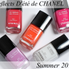 CHANEL Summer 2014 Nail Polish from Reflets D'Été de Chanel