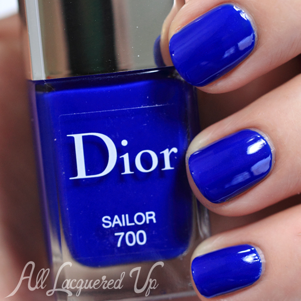 Dior Sailor Le Vernis for Summer 2014