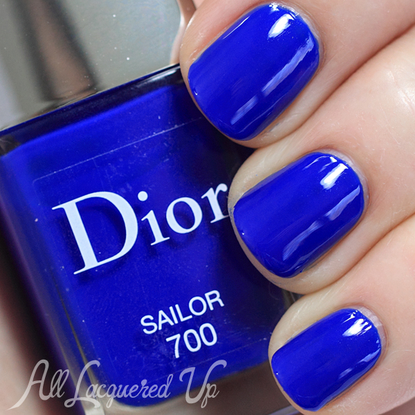 Dior Sailor Le Vernis swatch