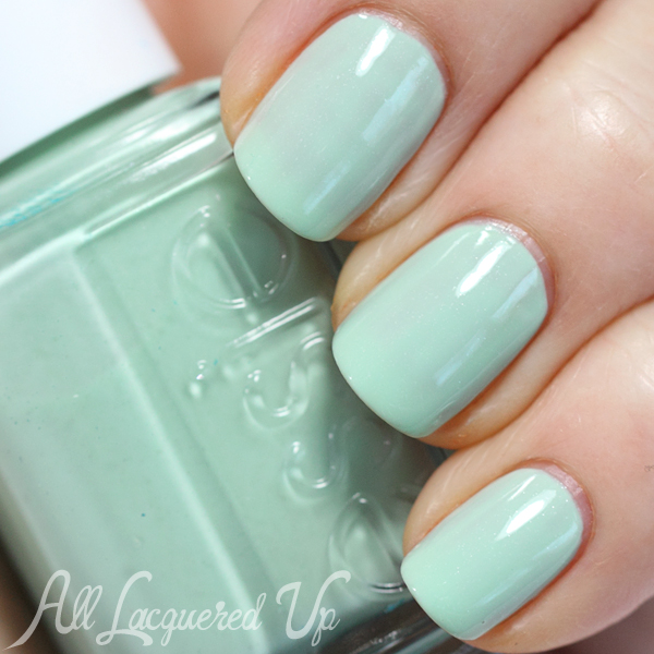 Essie Fashion Playground swatch - Spring 2014