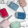 Essie Spring 2014 Nail Polish Collection – Swatches & Review