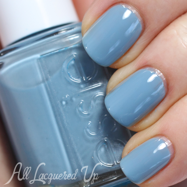 Essie Truth or Flare swatch - Spring 2014