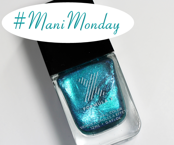 Formula X for Sephora Photoelectric #ManiMonday