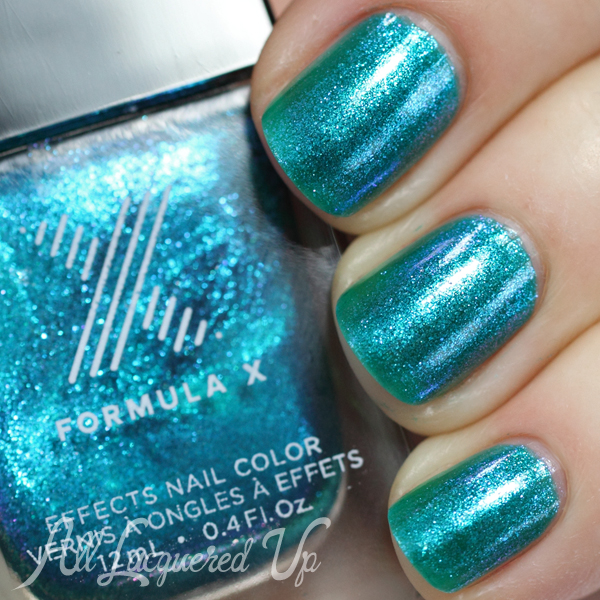 Formula X for Sephora Photoelectric swatch