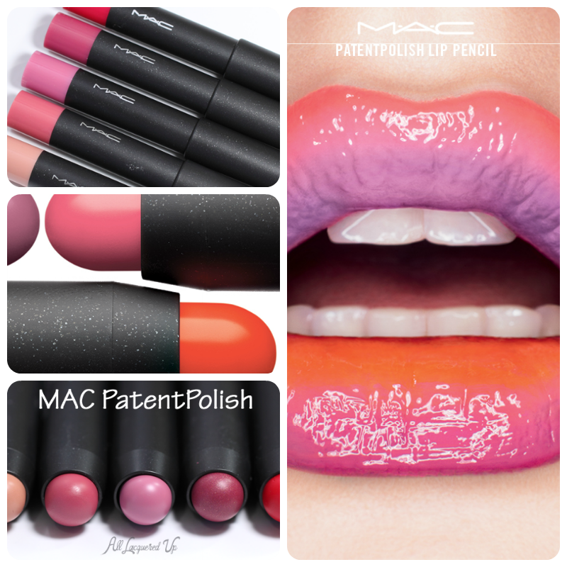 MAC PatentPolish Lip Pencil Summer 2014