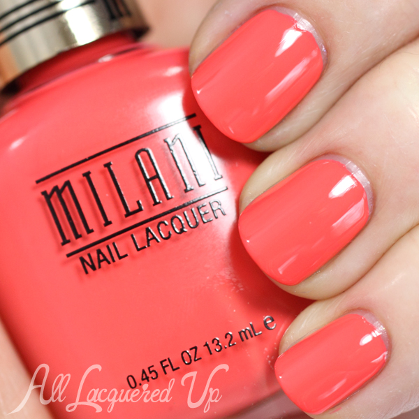 Milani Colorful Coral swatch