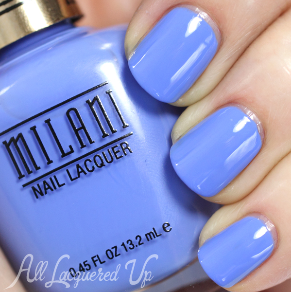 Milani Power Periwinkle swatch