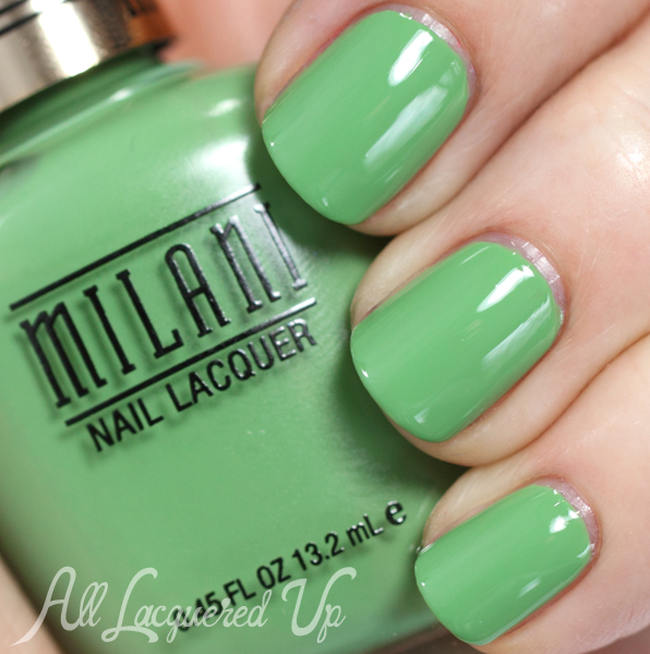 Milani Showy Sea-Green swatch