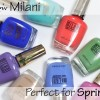 New Milani Nail Polish Colors, Perfect for Spring