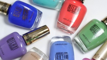 New Milani Nail Polish Colors, Perfect for Spring