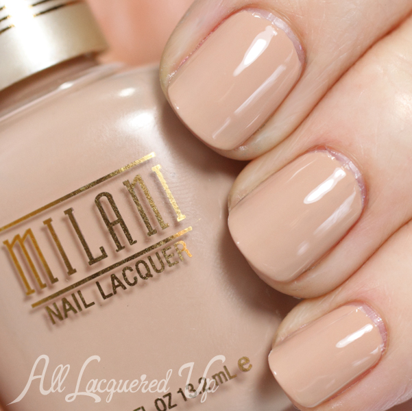 Milani Vanilla Almond swatch