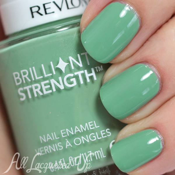 Revlon Entice Brilliant Strength swatch