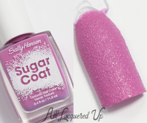 Sally Hansen Bubble Plum Sugar Coat Swatch