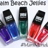 Sally Hansen Palm Beach Jellies Skittles for #ManiMonday