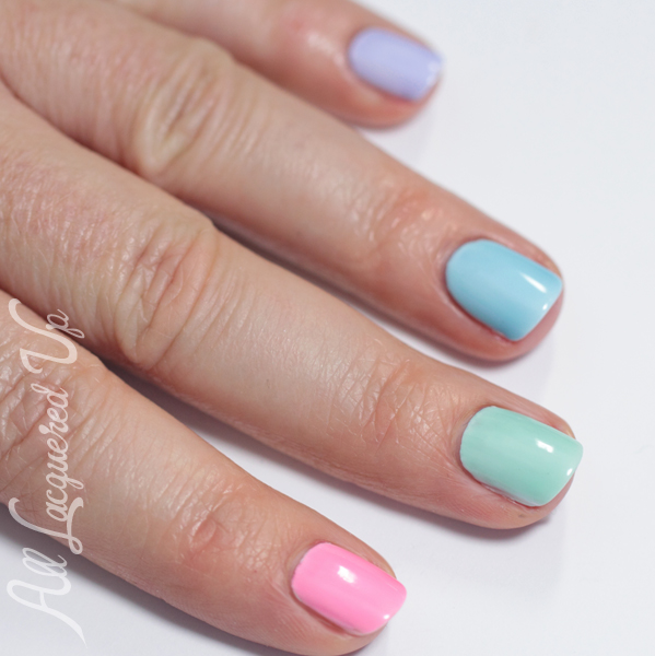 Sally Hansen Triple Shine Palm Beach Jellies