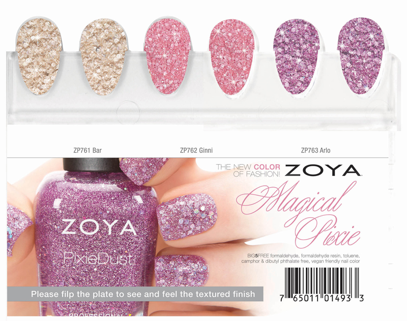 Zoya Magical Pixie Summer 2014 swatches