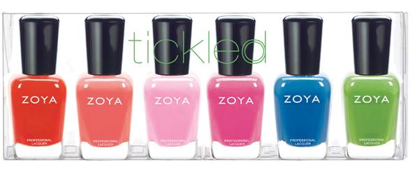 Zoya Tickled - Summer 2014