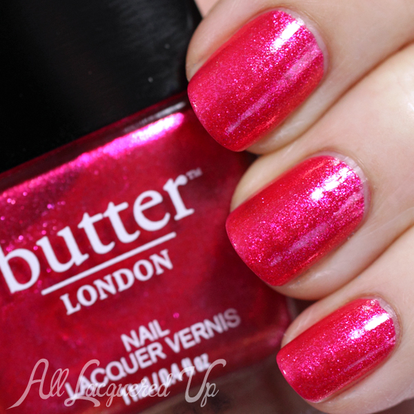 butter LONDON Lolly swatch - Summer 2014
