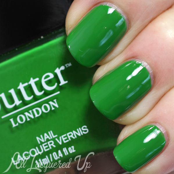 butter LONDON Sozzled swatch - Summer 2014