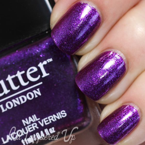 butter LONDON Stroppy swatch - Summer 2014