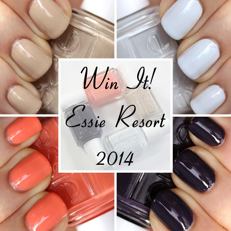 Essie Resort 2014 Giveaway