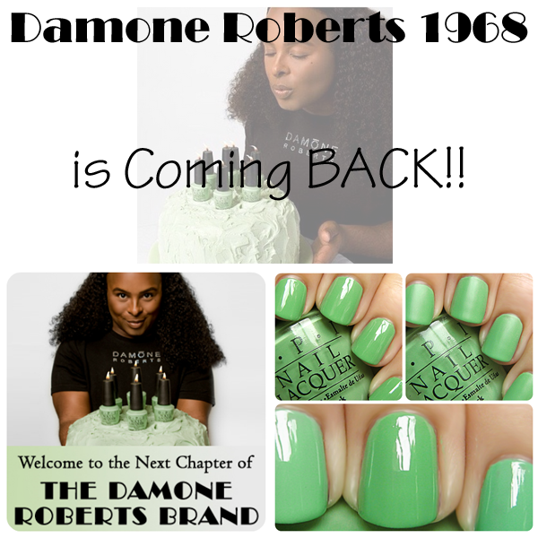 OPI Damone Roberts 1968 re-release - Summer 2014