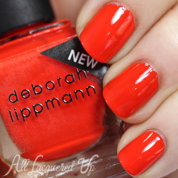 Deborah Lippmann Don't Stop Believin' swatch