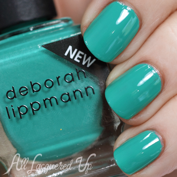 Deborah Lippmann She Drives Me Crazy swatch