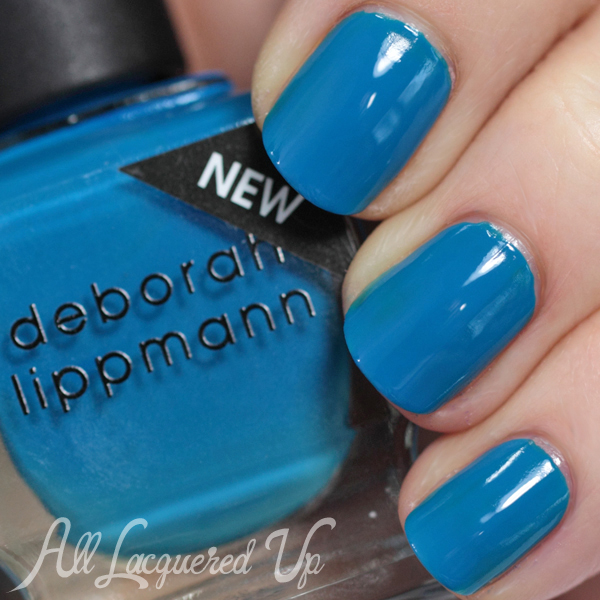 Deborah Lippmann Video Killed The Radio Star swatch